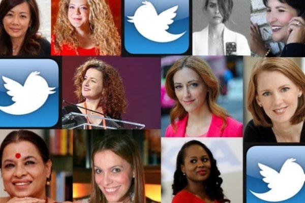 10 femmes inspirantes sur Twitter