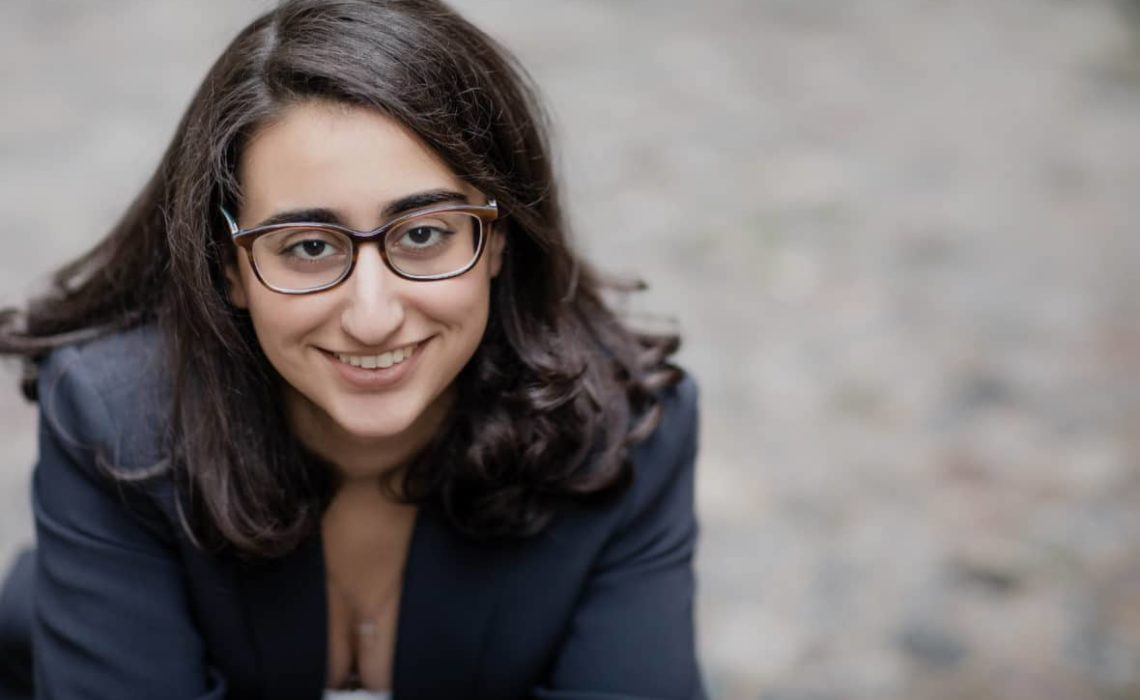 Léa Moukanas, fondatrice de l'asso Aïda: «On est une chouette génération»