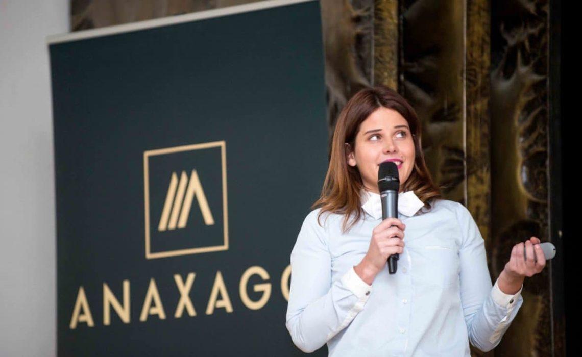 Caroline Lamaud : la bonne fée des start-up