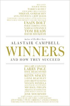 Winners and How the succeed, d'Alastair Campbell