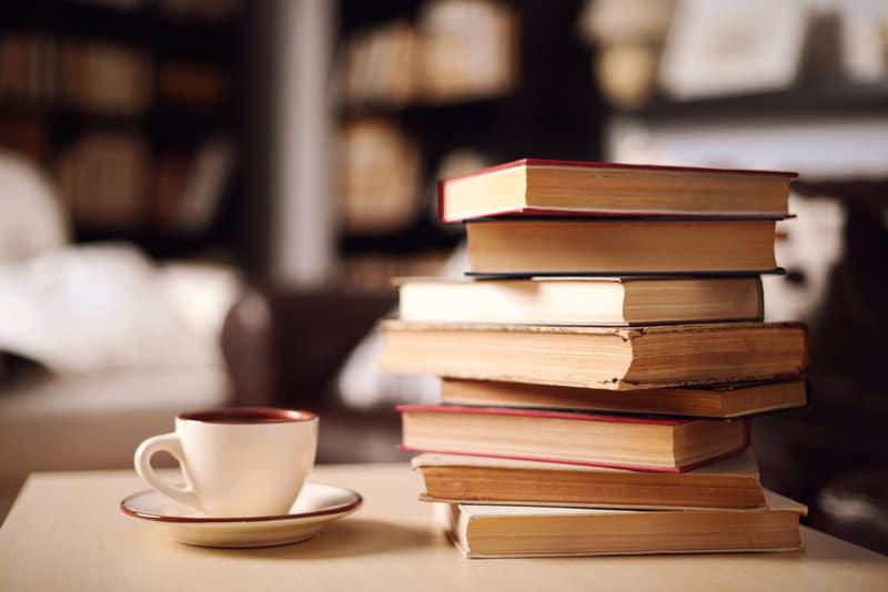 Quatre livres à ne pas manquer !