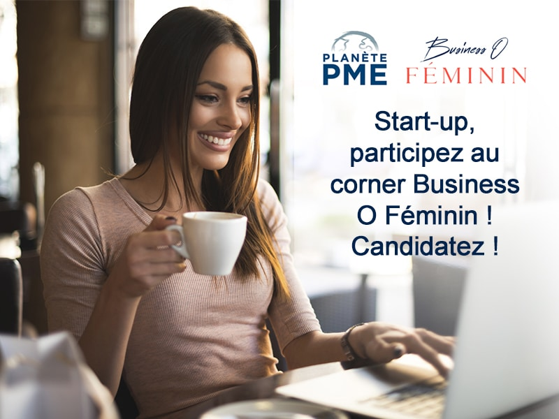 Participez au Corner Business O Féminin à Planète PME 18/10