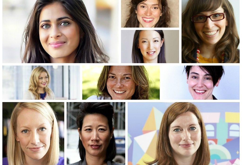 10 Femmes qui montent dans la Tech internationale
