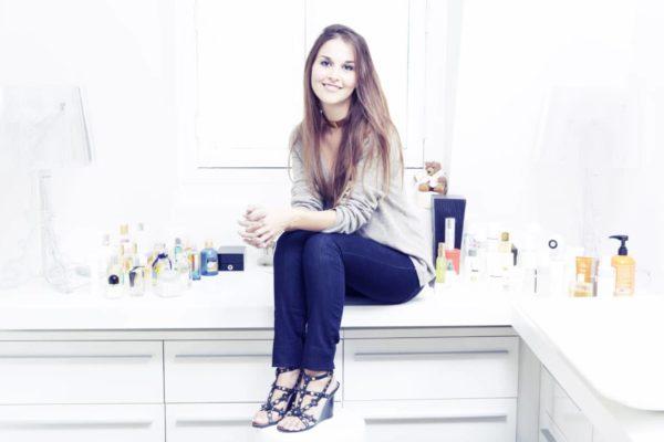 Juliette Lévy, fondatrice du concept store beauté Oh My Cream