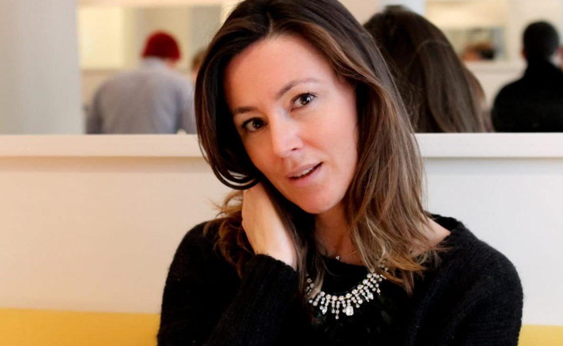 Kate Davis, fondatrice du site Nettement Chic