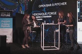 Live Pitch JFD2016 by Business O Féminin