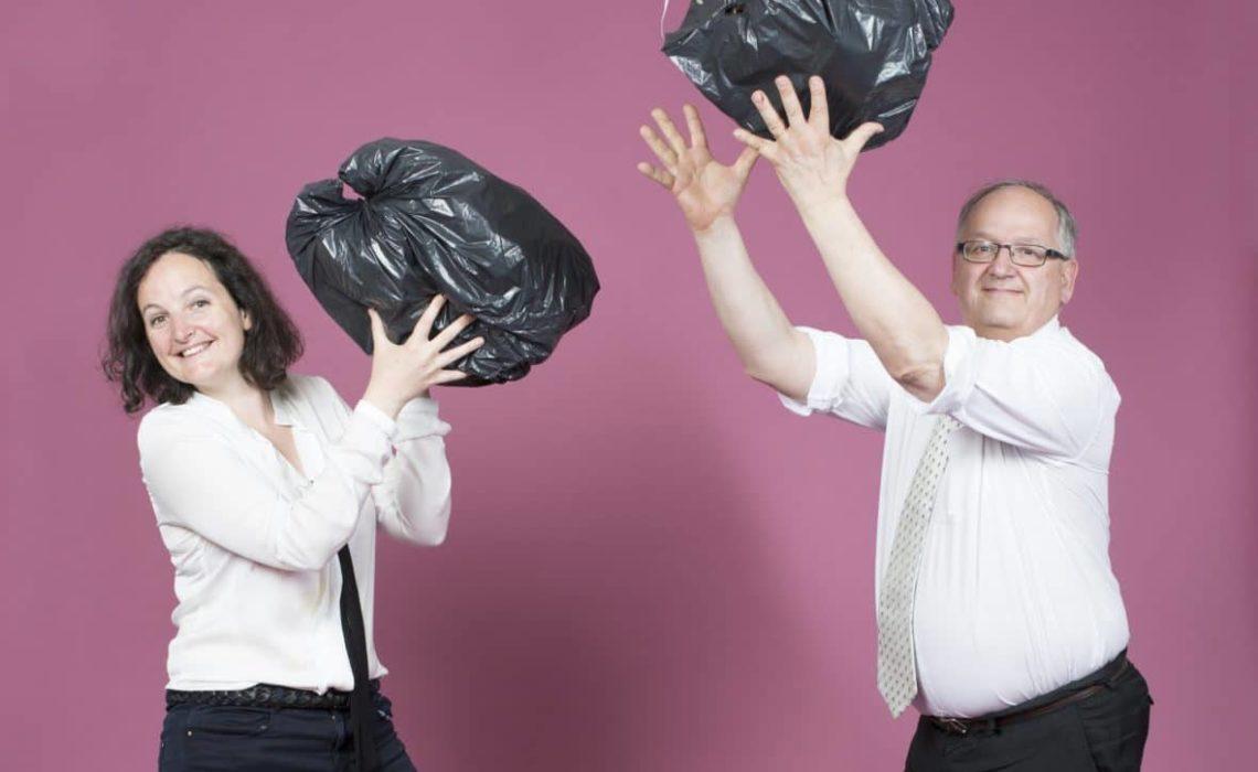 Love Your Waste : « Plus de tri, moins de gaspi »