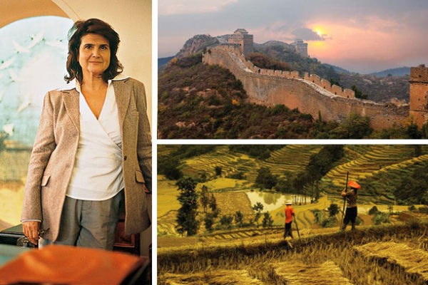 Patricia Tartour : globe-trotteuse et amoureuse de la Chine