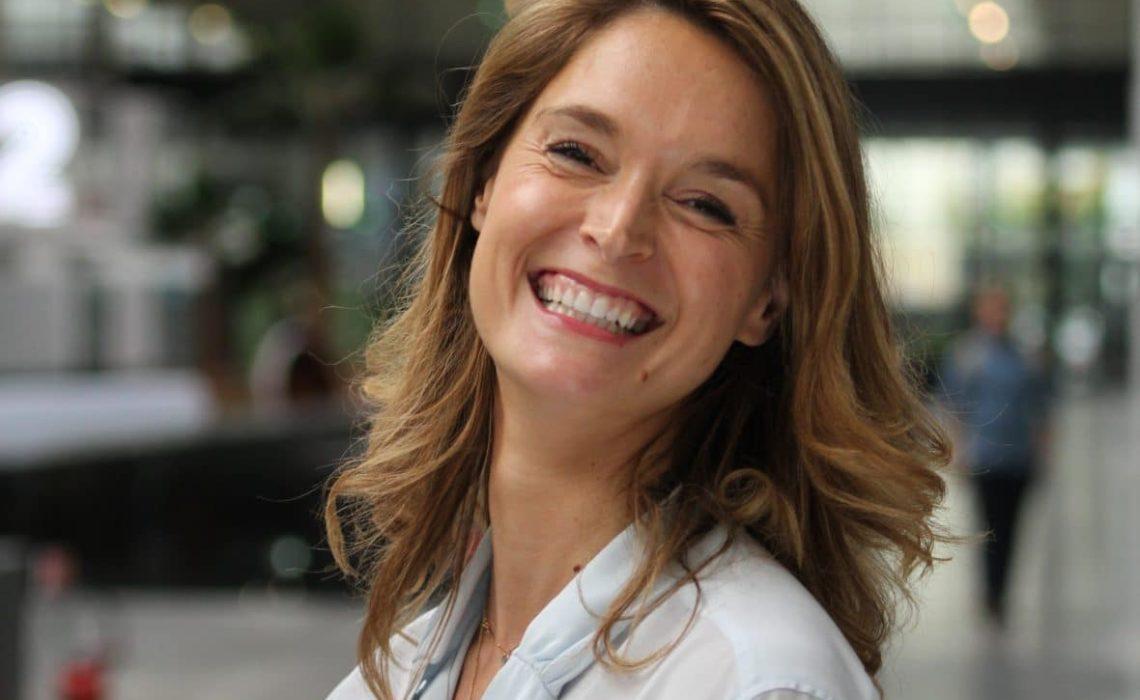 "Anne-Charlotte Vuccino nous parle de sa start-up ""YOGIST"""