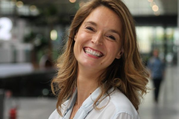 Anne-Charlotte Vuccino nous parle de sa start-up Yogist