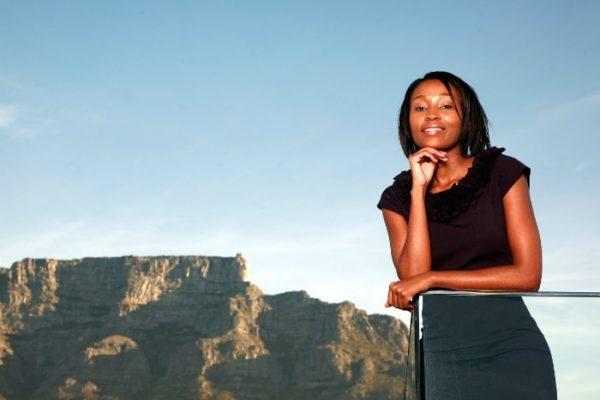 Rapelang Rabana, la power girl sud-africaine