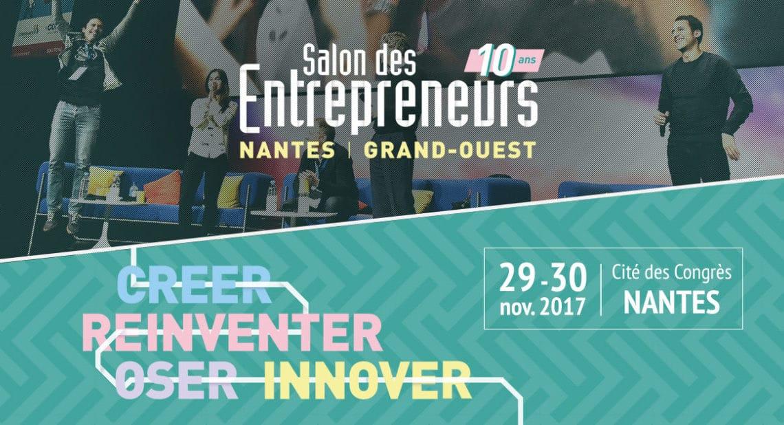 Business O Féminin partenaire du Salon des entrepreneurs de Nantes