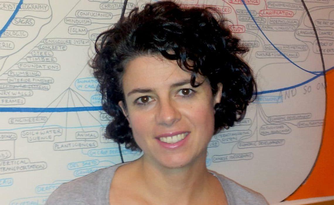 Stéphanie Delestre,co-fondatrice de Qapa