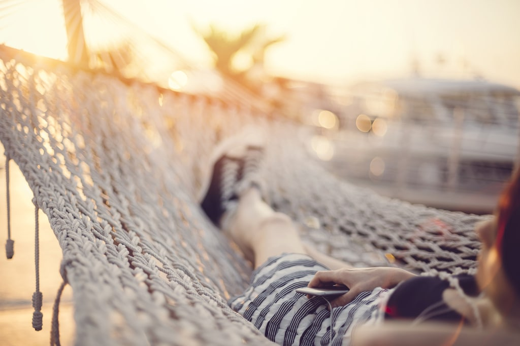 Tendance zen : siestez où vous voudrez !