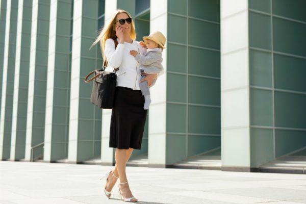 la vie des mamans