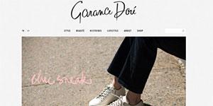 blog mode garance dore