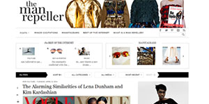 blog mode the man repeller