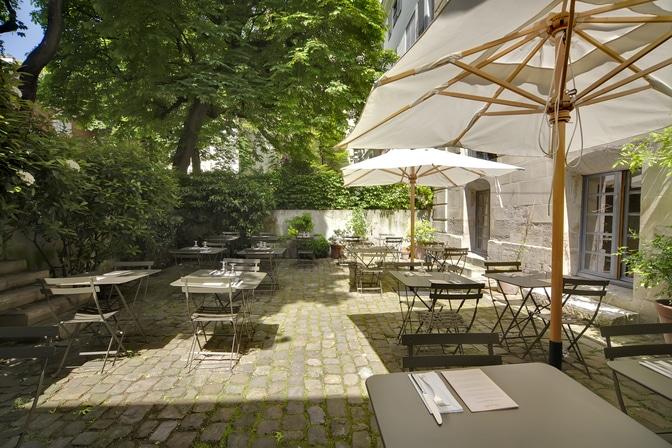 Les terrasses et patios parisiens préférés de la rédaction