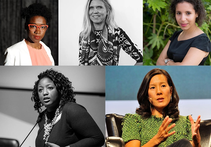 5 femmes qui changent le visage de la tech dans le monde