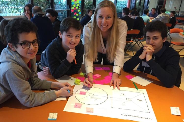 Graines d'Entrepreneurs transforme votre enfant en baby startupper
