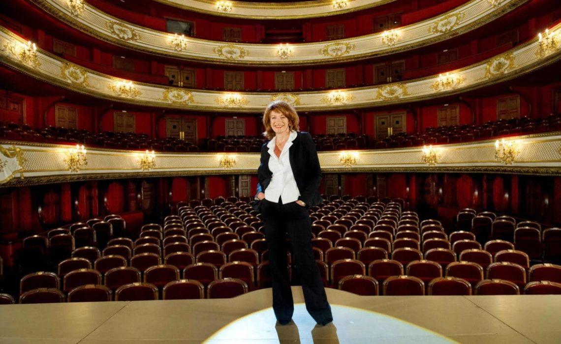 Muriel Mayette-Holtz ou la Comédie d'une vie