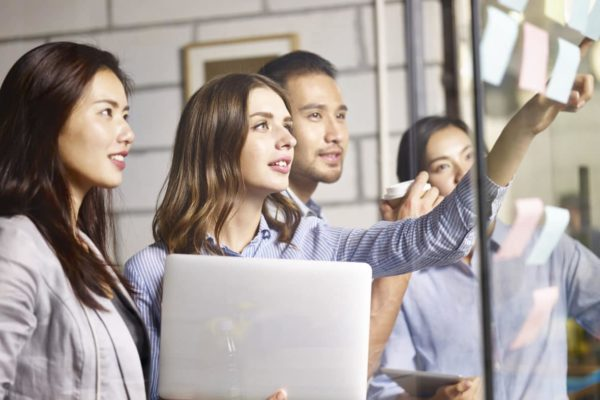 networking en Chine