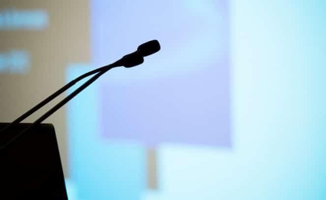 Prises de parole en public : le regard est primordial !