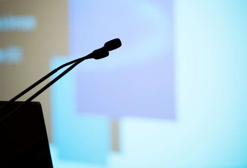 Prise de parole en public, quelle est la bonne posture ?