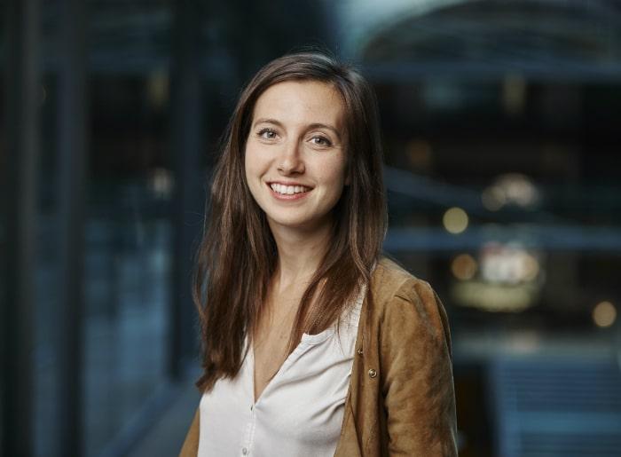 Julie Rantyvoit toujours plus grand pour VivaTech
