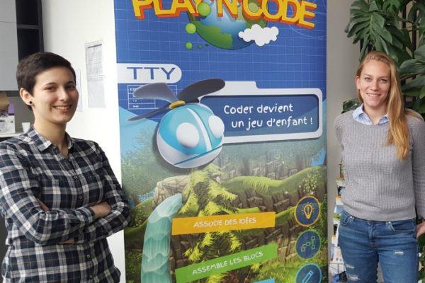 Play'n'Code: le jeu à mettre entre les mains de tous les enfants!