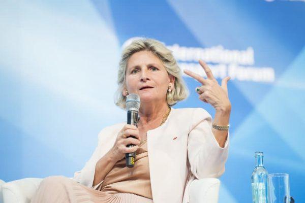 Chiara Corazza: ses ambitions pour le Women's Forum 2017