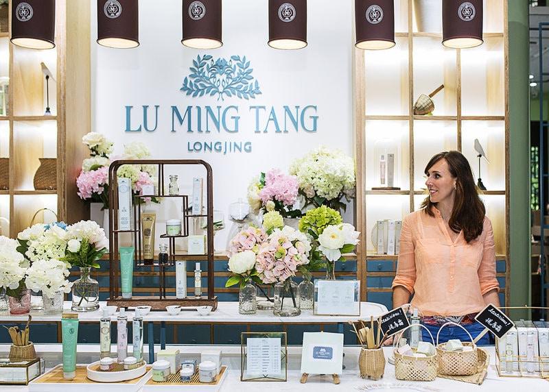 Marie Amiand, fondatrice de Lu Ming Tang, une entreprise bâtie sur les vertus du thé chinois