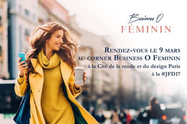 Corner Business O Féminin à la journée de la femme digitale