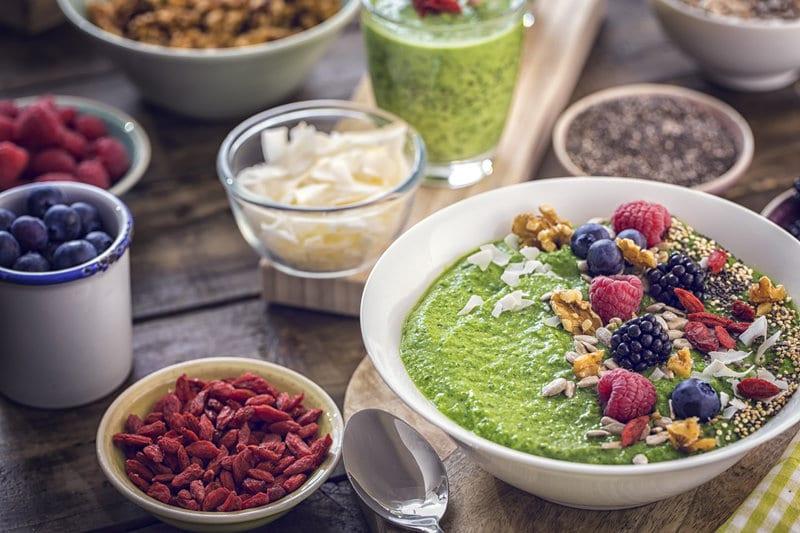 5 super-aliments à cueillir au fond du jardin
