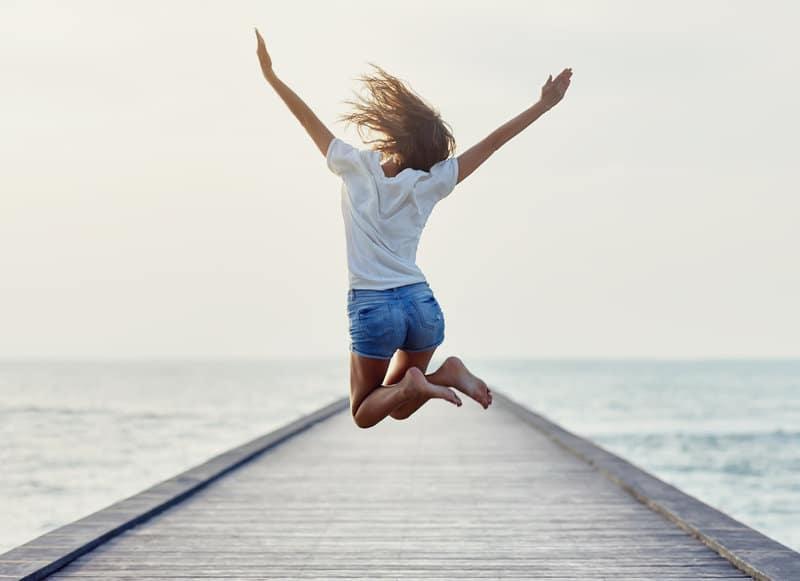 Nous avons tous le pouvoir d'être heureux !