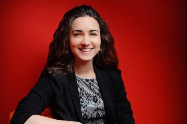 """Roxanne Varza vient de prendre la direction de la Halle Freyssinet après 3 ans chez Microsoft. Rencontre avec cette """"start-up lover"""""""