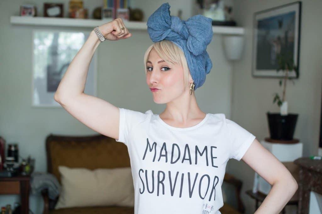 Julie sublime les femmes atteintes d'un cancer avec ses Franjynes