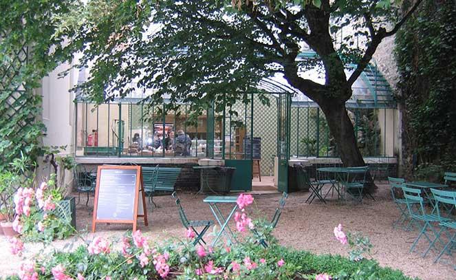 terrasse jardin musée de la vie romantique