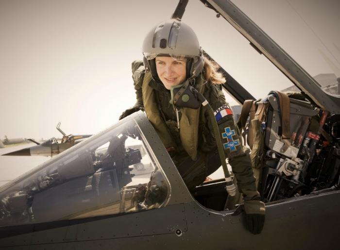 Virginie Guyot, pilote d'élite à la conquête des possibles