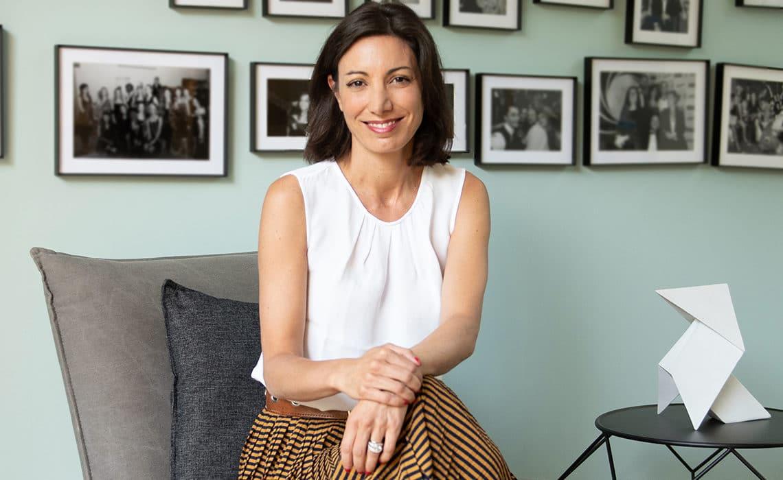 Julie Walbaum, CEO de Maisons du Monde, ou l'incarnation du leadership bienveillant