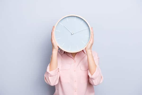 Prendre du temps