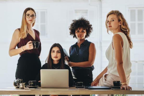 réseaux féminins