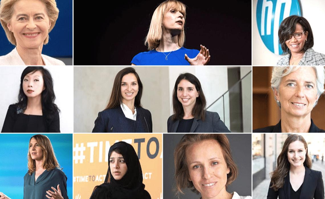10 femmes qui vont avoir un impact sur le monde en 2020