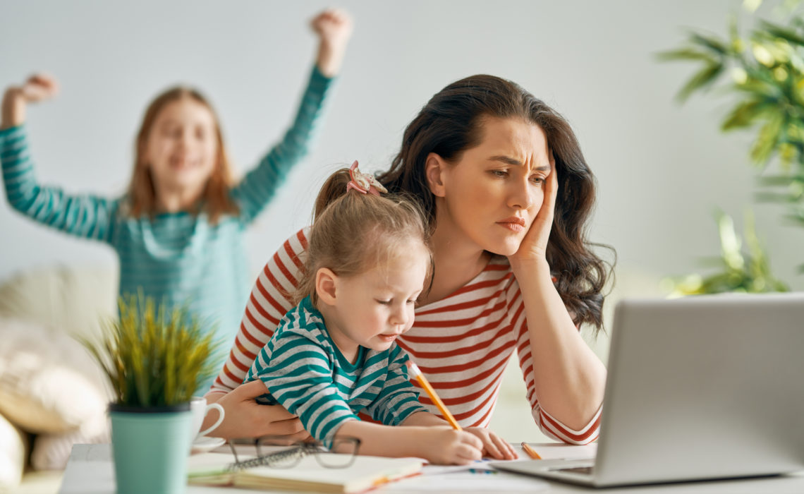 10 conseils pour working mum épuisée
