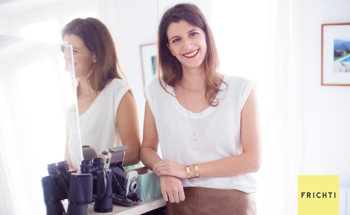 La recette du succès de Julia Bijaoui, la co-fondatrice de Frichti !