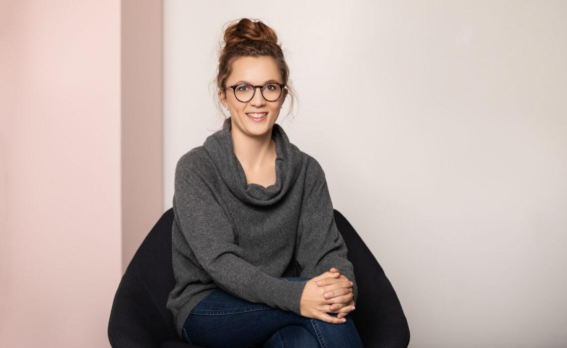 Mathilde Collin, co-fondatrice de Front, future Licorne