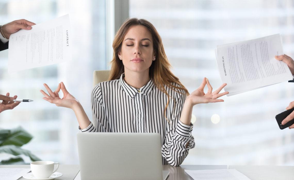 Pour vous ressourcer au travail, adoptez les Power Pauses!