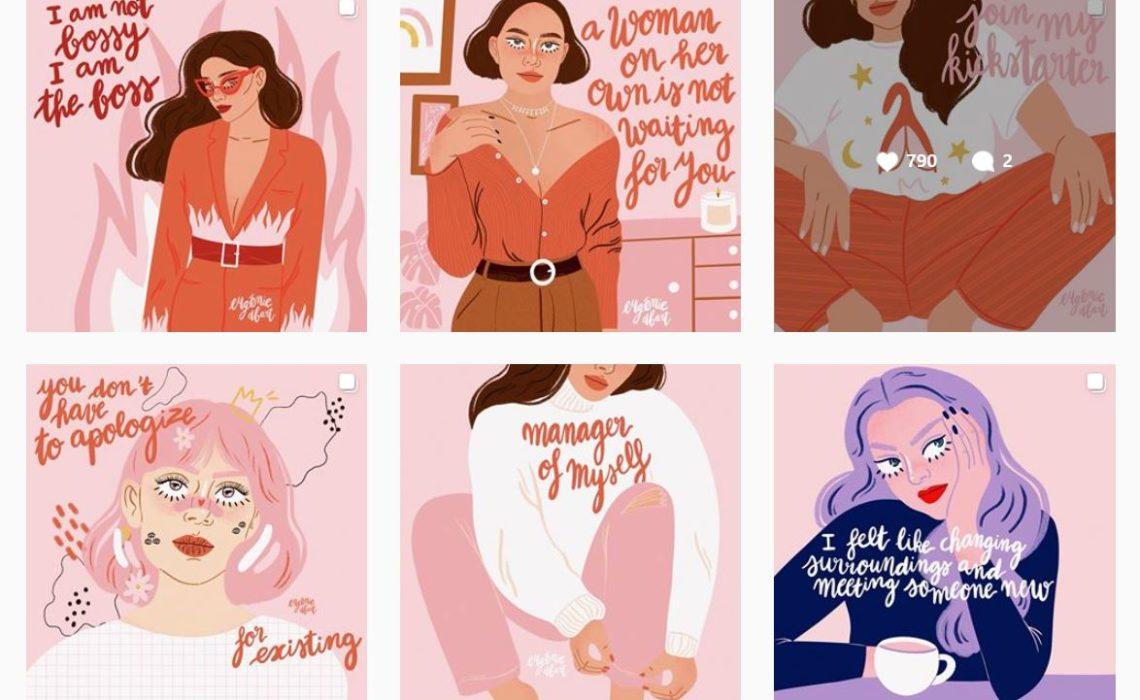 5 illustratrices féministes françaises à suivre