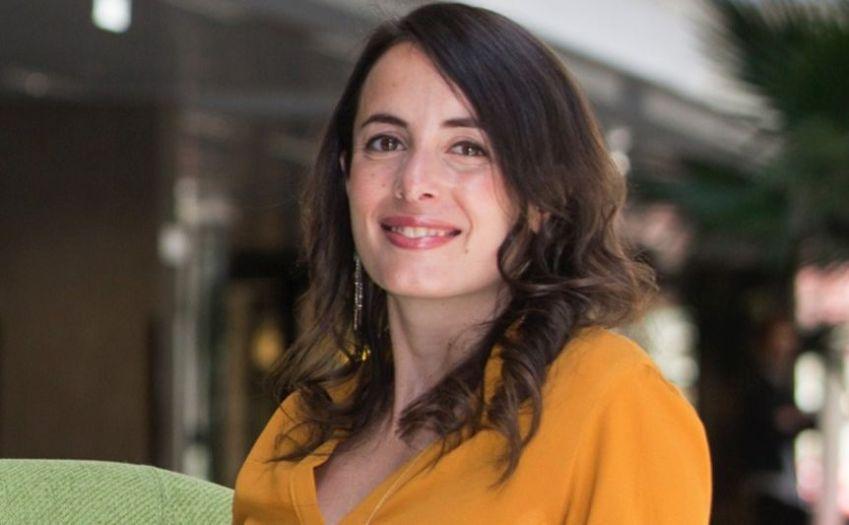 Julie Chapon, CEO de Yuka, l'appli mobile qui scanne votre alimentation