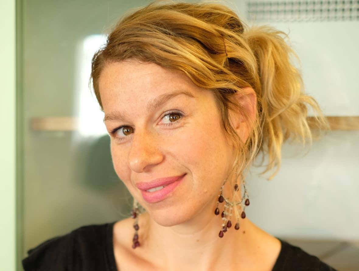 Aude Camus, fondatrice de Nu!, le frigo connecté zéro déchet